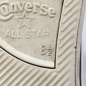 Converse Shoes - Converse Sneaker Chuck Taylor 8.5 42EU Mono Weave